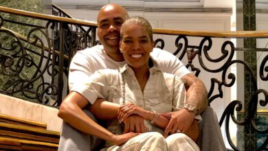 Photo of Shona and Connie Ferguson Celebrate 19 Years Wedding Anniversary