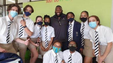 Photo of Tendai Mtawarira Is The New Ambassador For Inspired Education Group SA