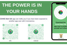 Photo of All You Need To Know About The COVID Alert SA App