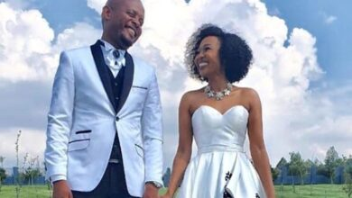 "Photo of ""Did Dineo Ranaka Get Married?"" Tweeps Suspect Something"