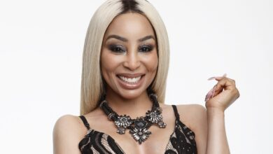 Photo of Here Is How Khanyi Mbau Through The ZA Youth Movement Is Assisting Young People