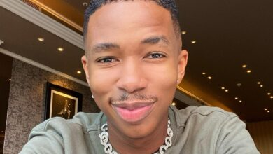 Photo of Lasizwe Reveals His Covid-19 Test Results