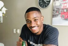 Photo of Lunga Shabalala Celebrates A Decade In The Industry, and Opens Up About How He Got His Big Break