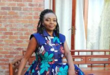 Photo of Nambitha Mpumlwana Sends A Strong Message To One Social Media User Before Pressing That Block Button
