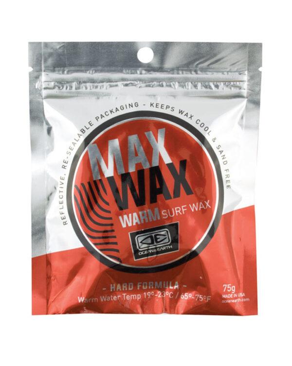 Max Wax by Ocean & Earth   Warm Water Wax