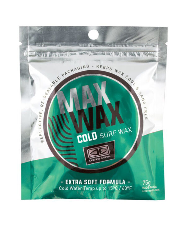 Max Wax by Ocean & Earth   Cold Water Wax