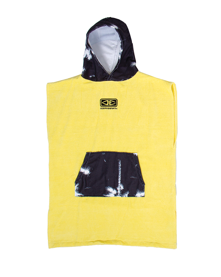 ABTW06 Youth Yellow Poncho