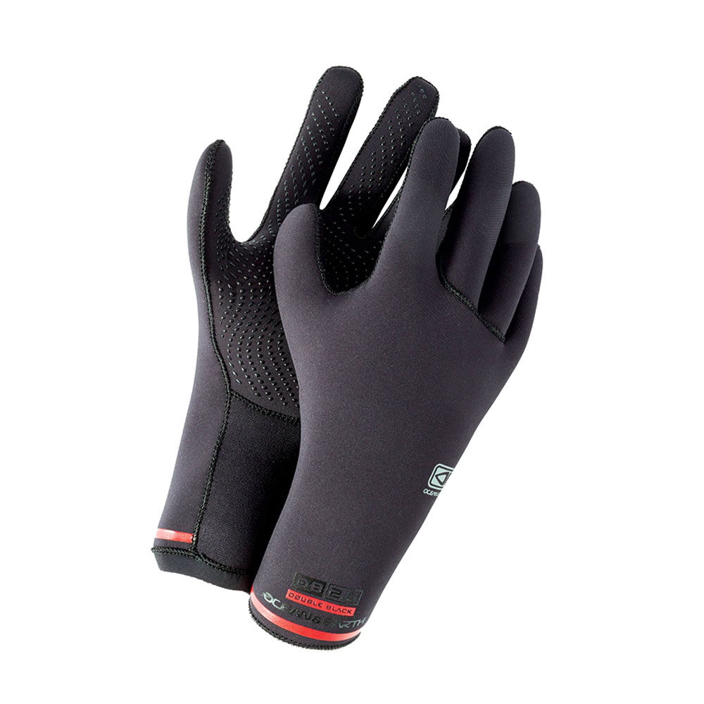 2mm Susrf Gloves Double Black