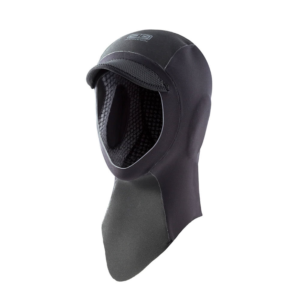 2mm Full Surf Hood Double Black