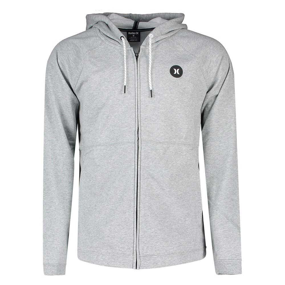 Dri-Fit Zip Through Hoodie by Hurley