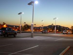 parking lot lighting installation Ft. Myers Fl