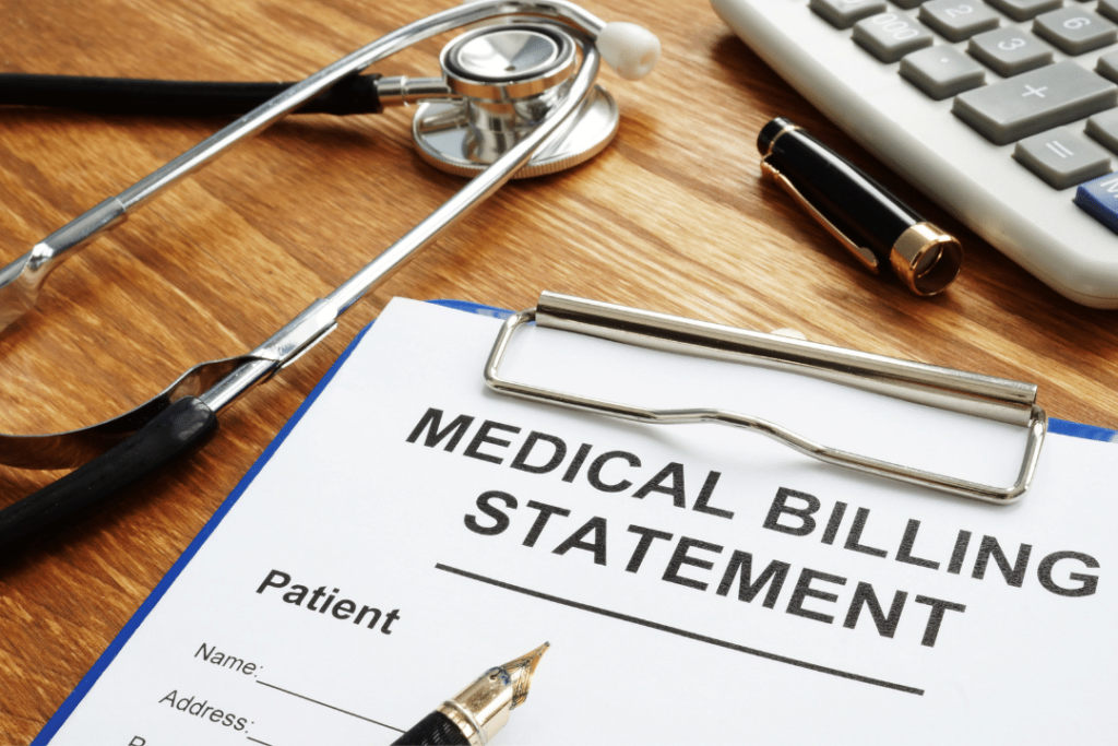 How do you pay medical bills after a car accident?