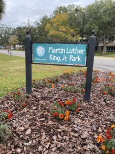 Photo of MLK Park in Winter Park, Florida