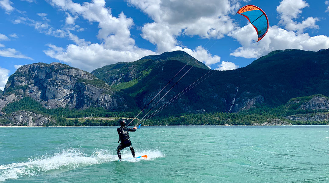 Your One Stop Shop for Squamish Kiteboarding Lessons