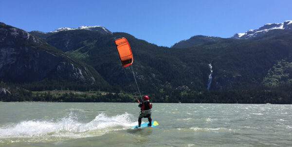 Learn to Kiteboard in Squamish