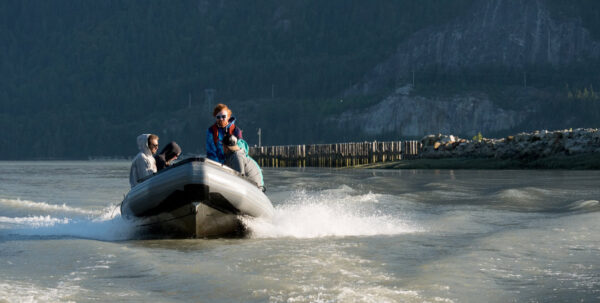 Squamish Boat Tours & Water Activities
