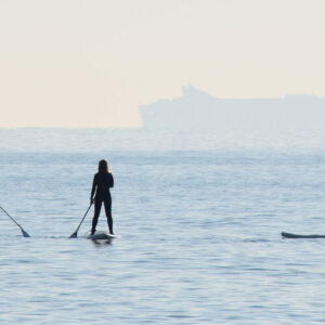 Stand Up Paddleboarding Howe Sound
