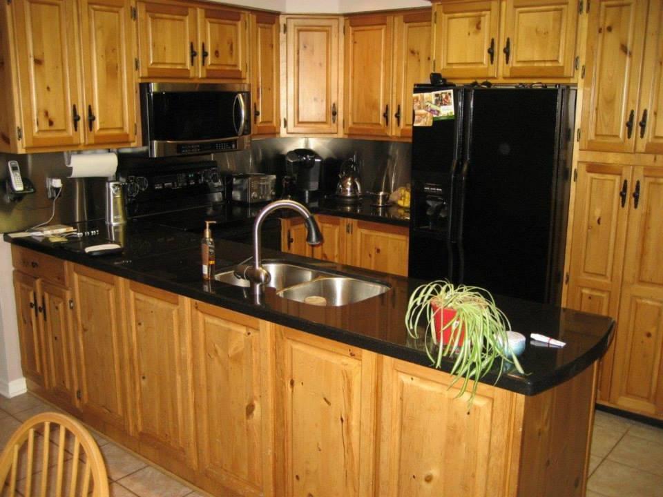 Amazing Kitchen Transformation - Before