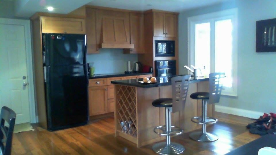 Fresh Look Kitchen - Before