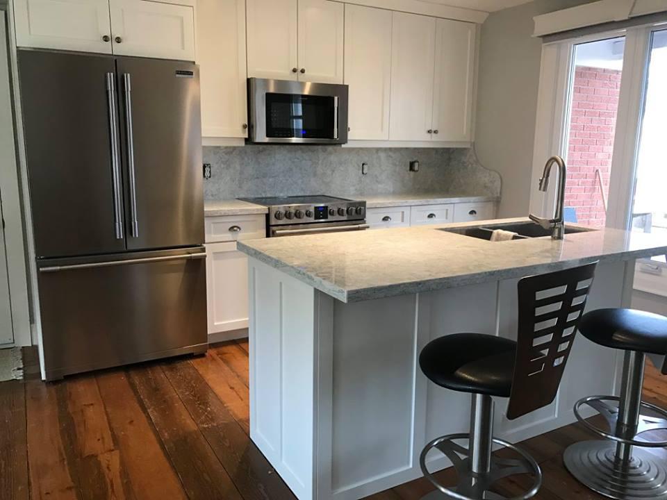 Fresh Look Kitchen - After