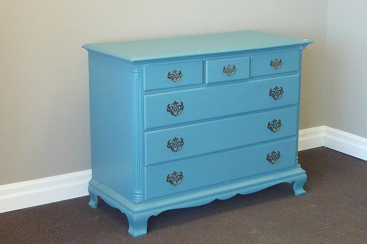 Refinished Furniture - After