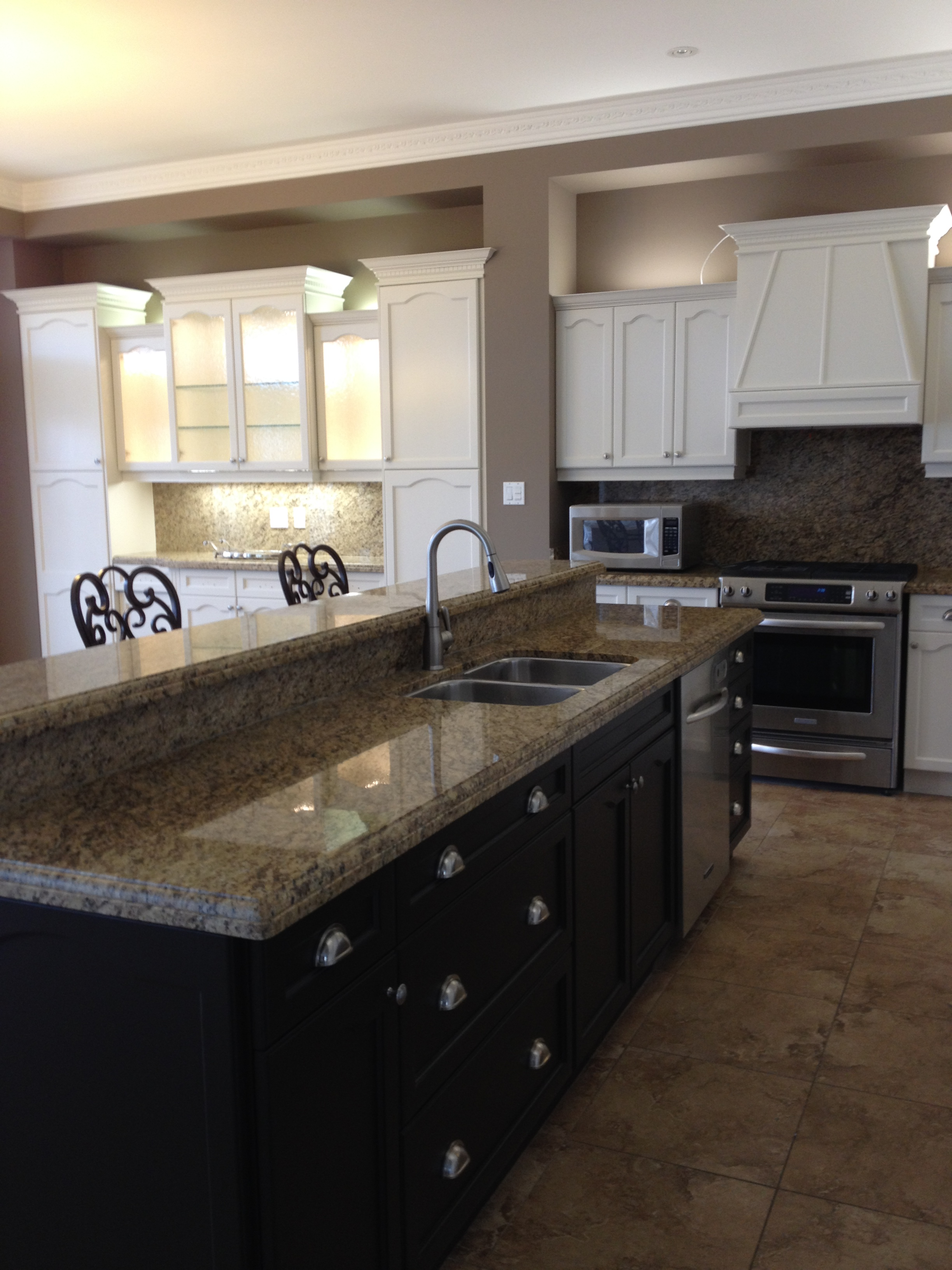 Granite Countertop - After