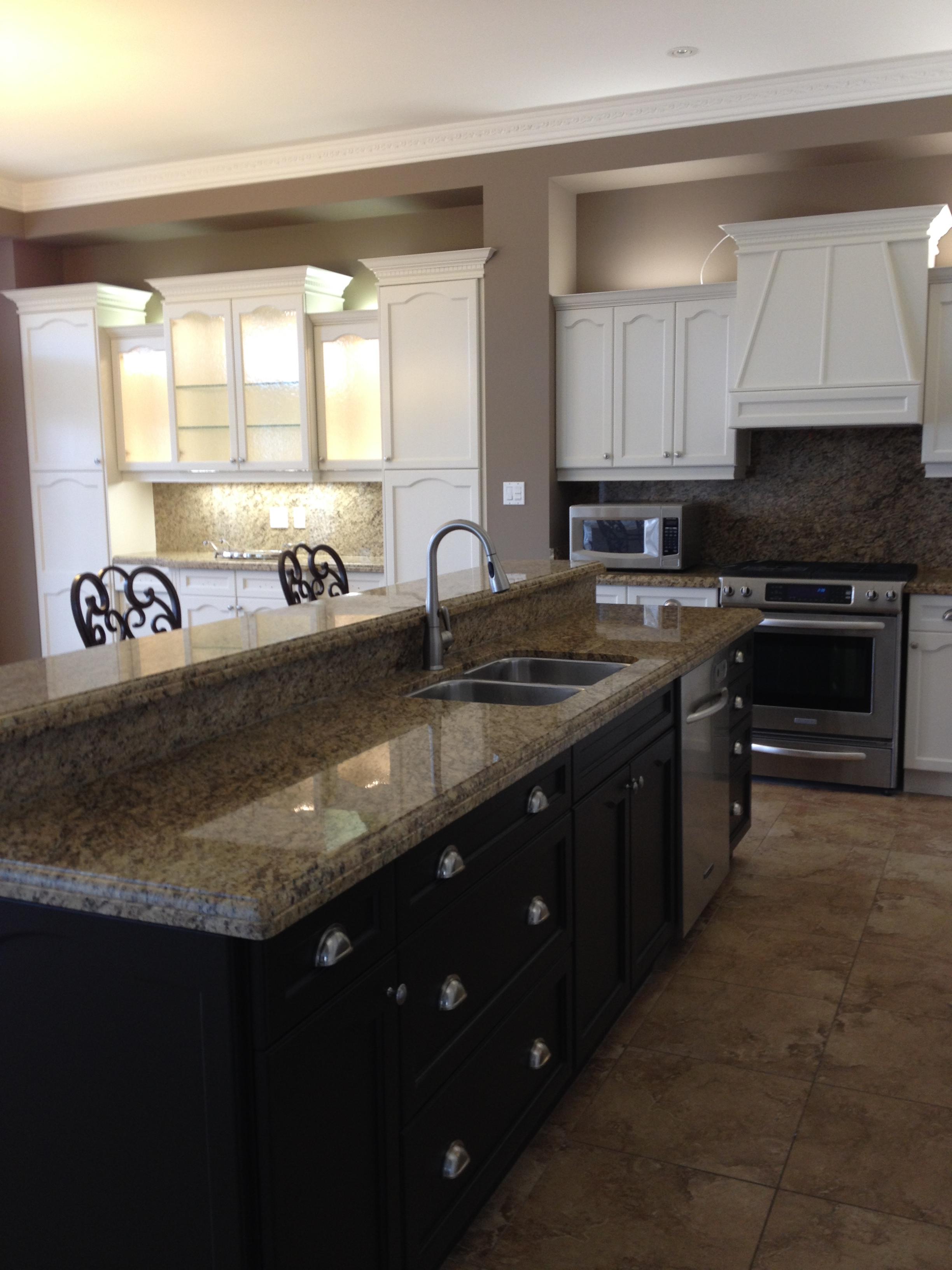 Granite Countertop - After