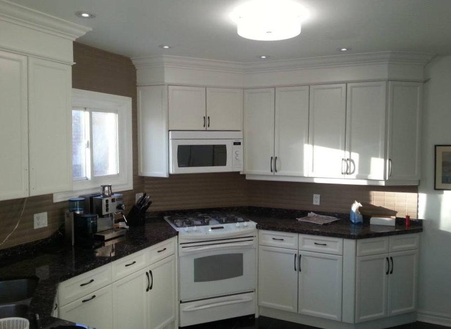Kitchen Modifications