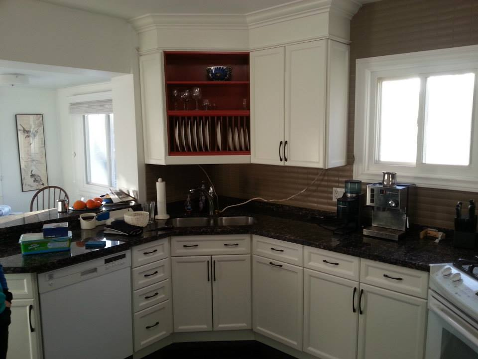 Modifications to Core Kitchen - After
