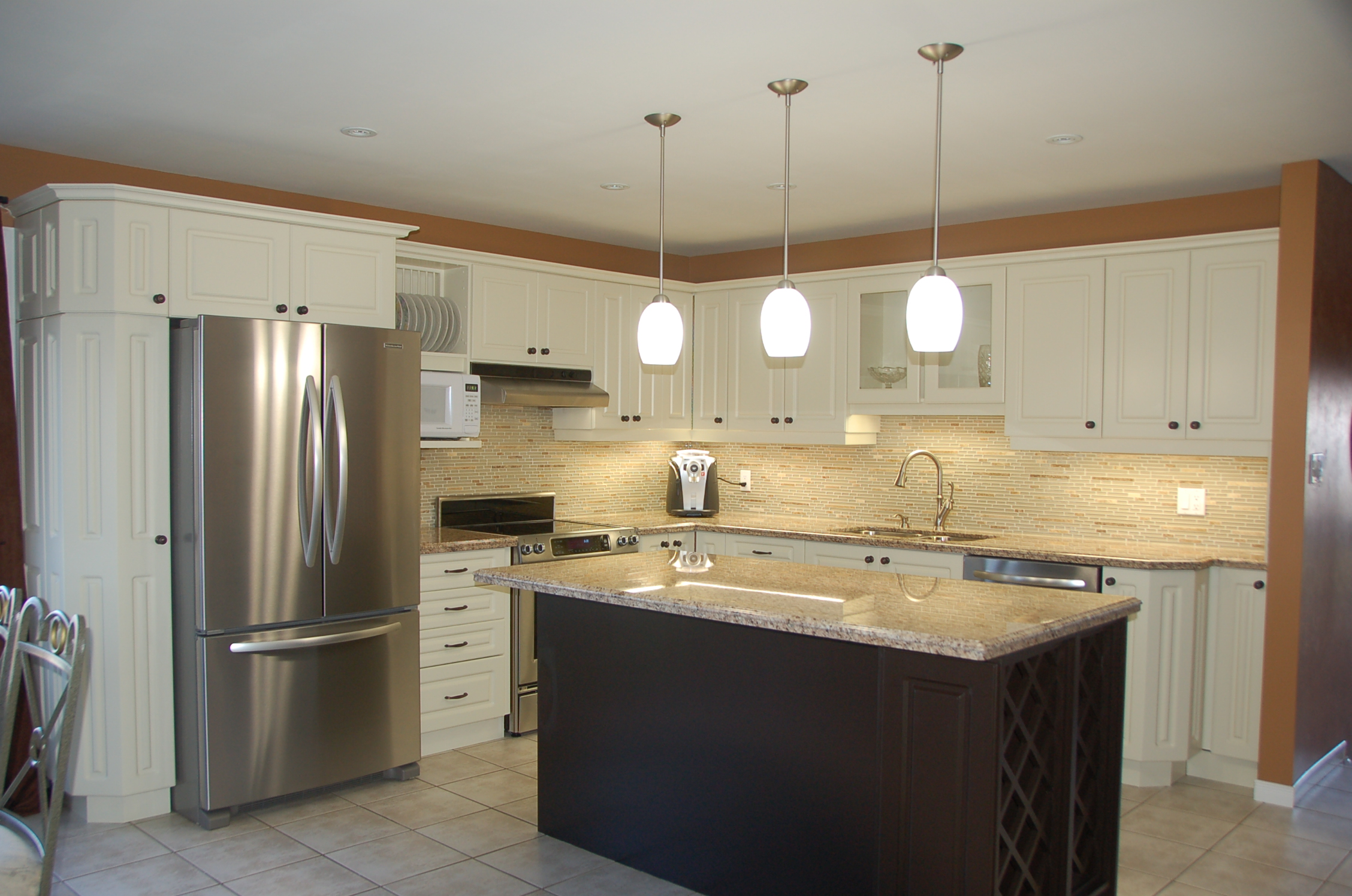 Restyled Kitchen - After