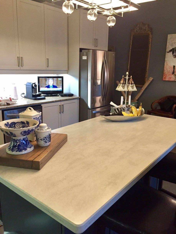 Urban Condo Kitchen - After