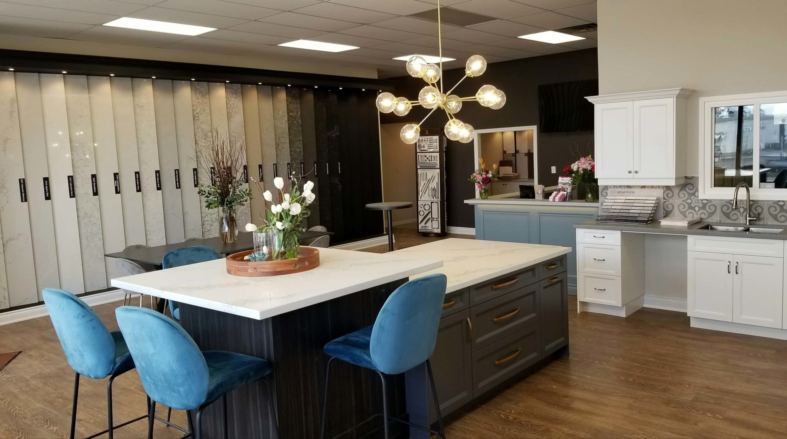 Caesarstone showroom hamilton