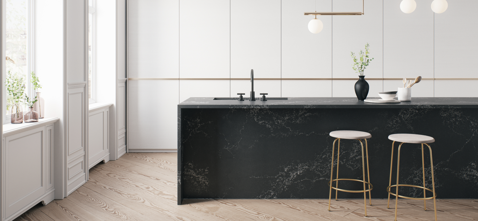 caesarstone empira black