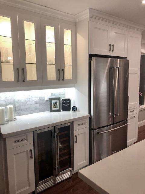 Kitchen cabinet refacing Hamilton Burlington