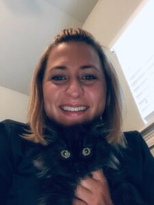 Dr. Beth Audibert, veterinarian and practice owner, at Three Rivers Animal Hospital