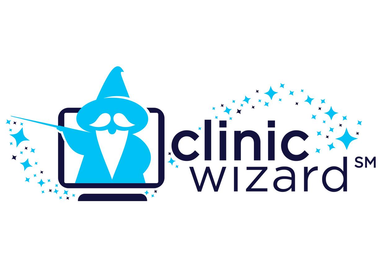 clinic wizard logo