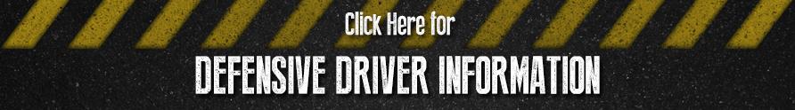 Defensive-Driver-Info