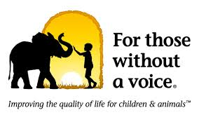 Proud to Support For Those Without A Voice