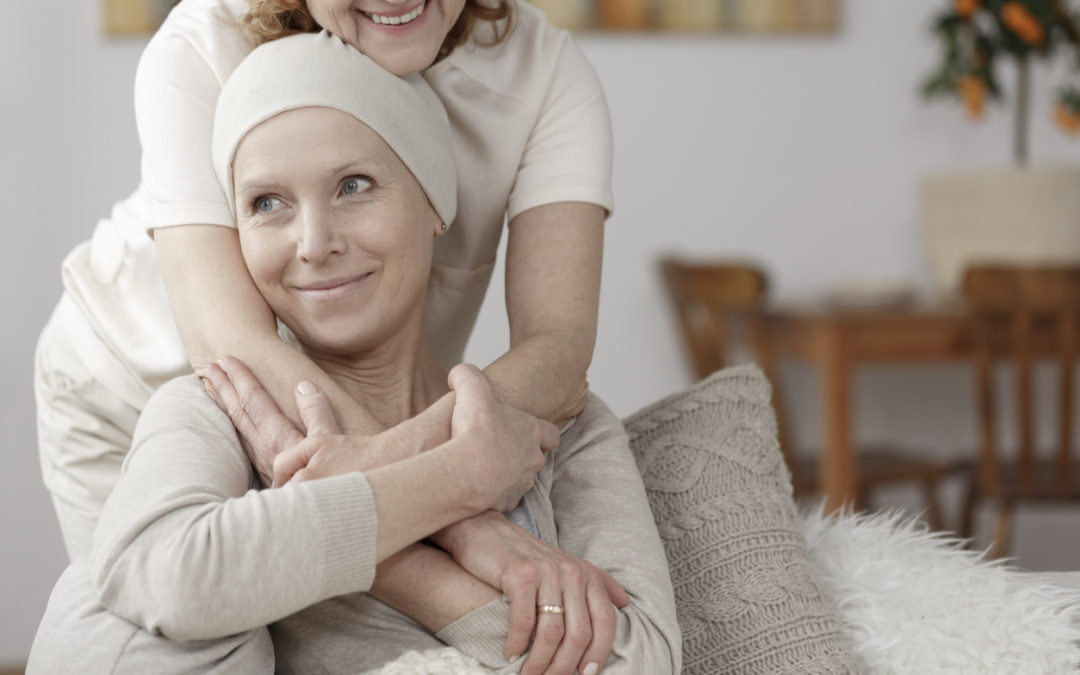 What is a typical week with hospice services like?