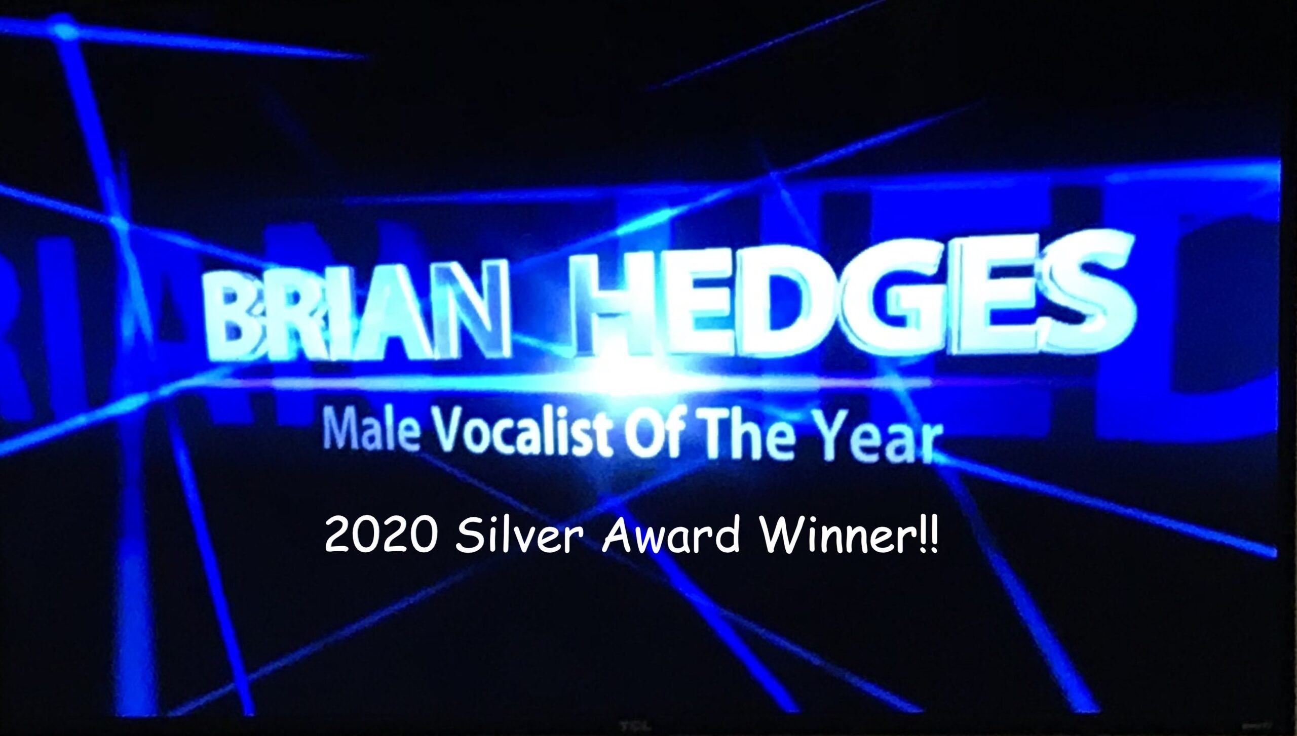 2020 Male Vocalist Silver ISSA
