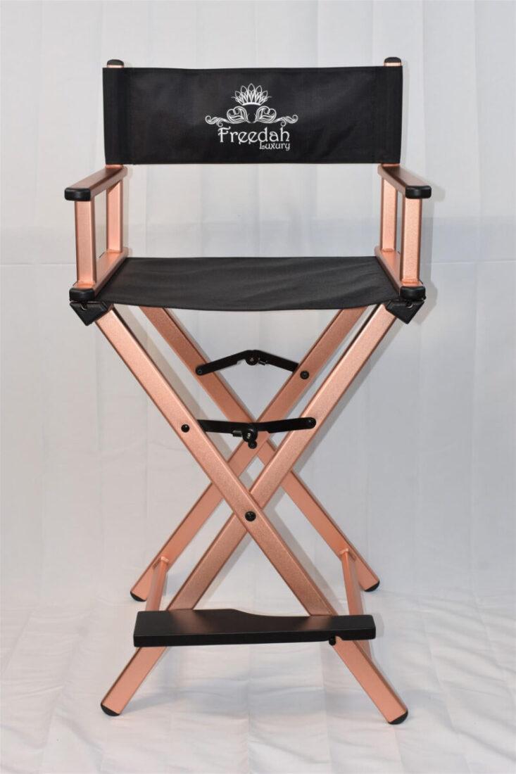 makeup artist chair