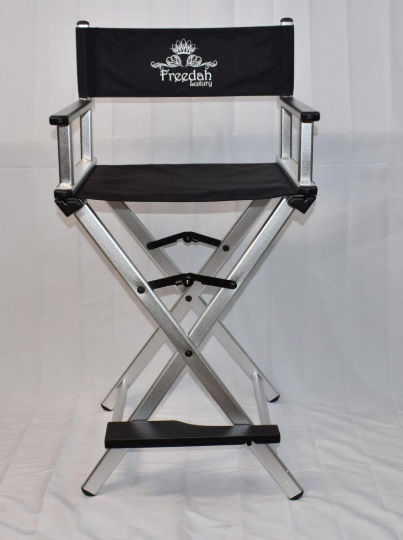 portable makeup chair