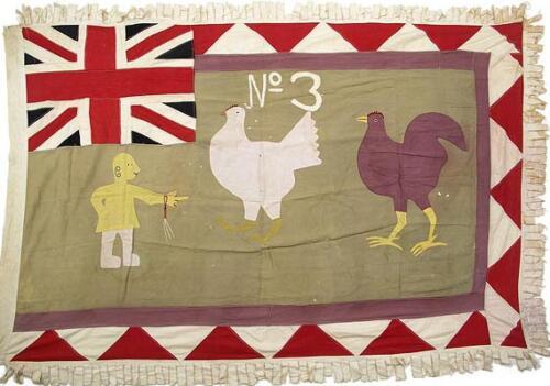 1 Asafo Flag