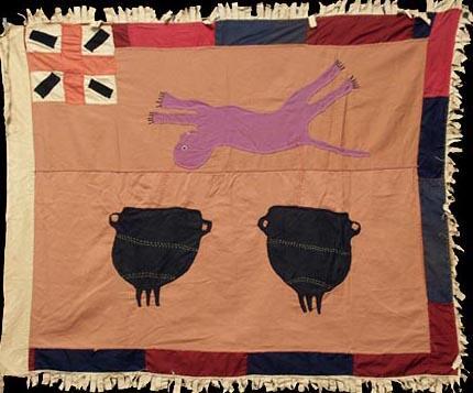 54 Asafo Flag