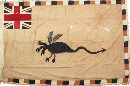 52 Asafo Flag