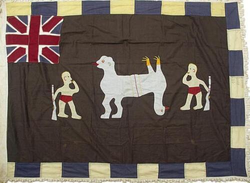 51 Asafo Flag