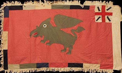 50 Asafo Flag