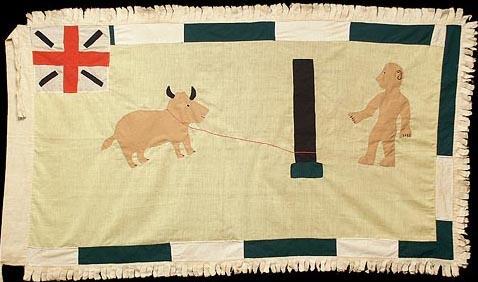 49 Asafo Flag