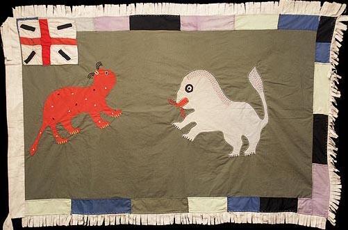 48 Asafo Flag