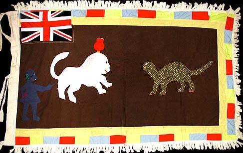 47 Asafo Flag